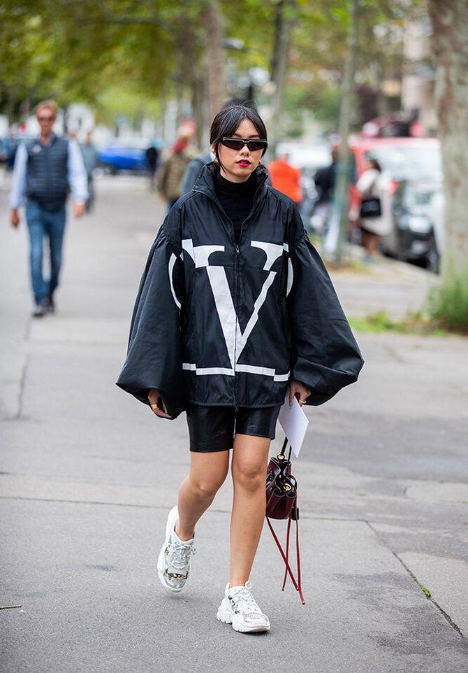 Женские ветровки 2021 — модный осенний тренд 5
