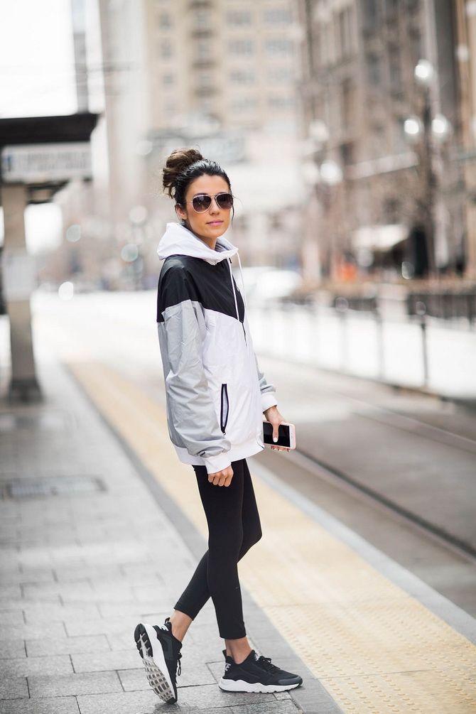 Женские ветровки 2021 — модный осенний тренд 15