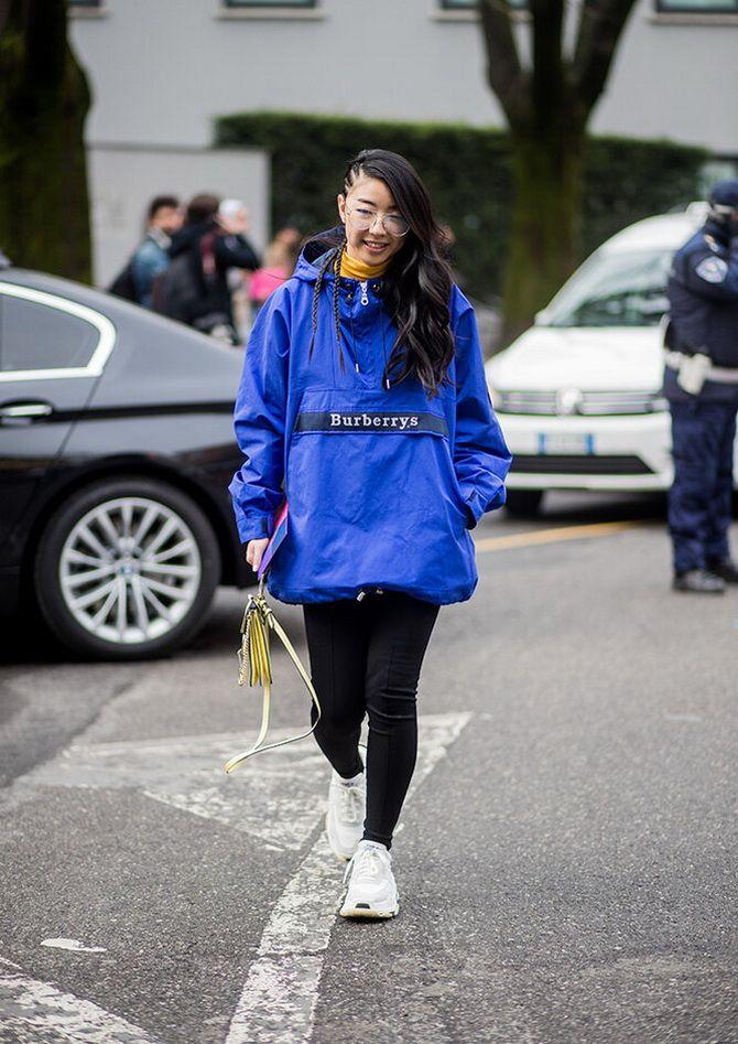 Женские ветровки 2021 — модный осенний тренд 24