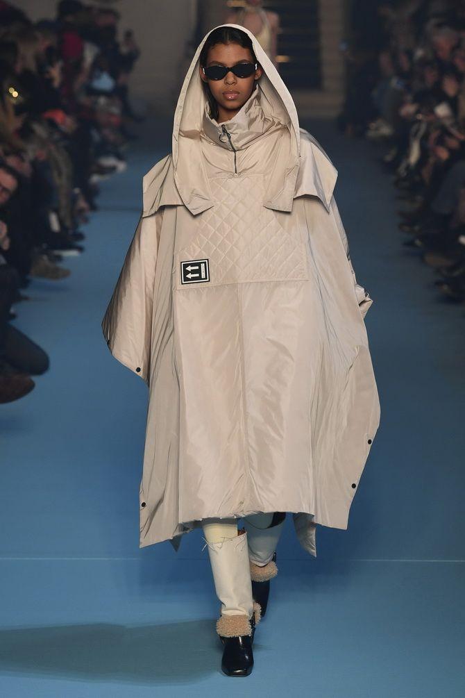 Женские ветровки 2021 — модный осенний тренд 26