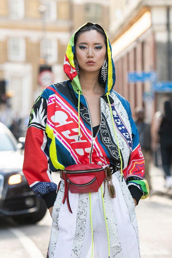 Женские ветровки 2021 — модный осенний тренд 25