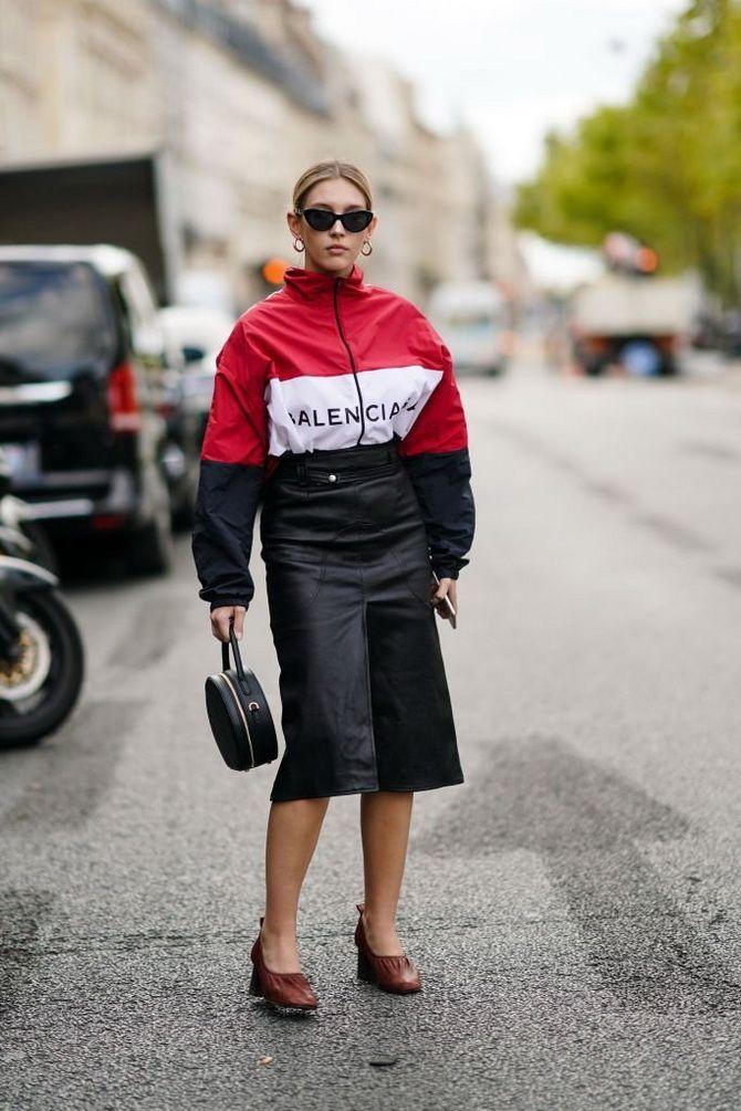 Женские ветровки 2021 — модный осенний тренд 27