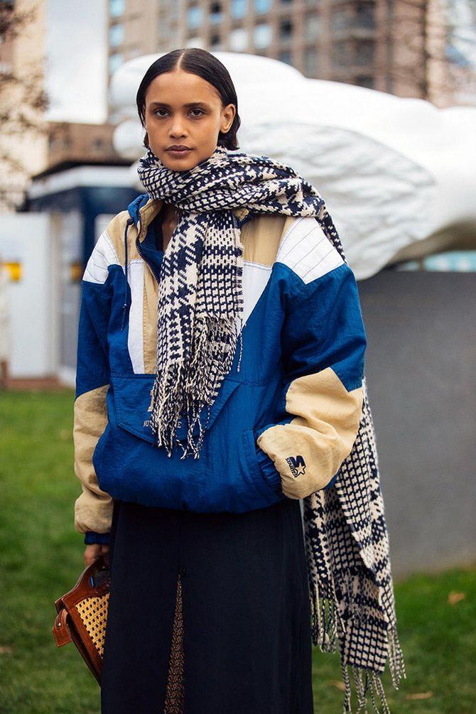 Женские ветровки 2021 — модный осенний тренд 28