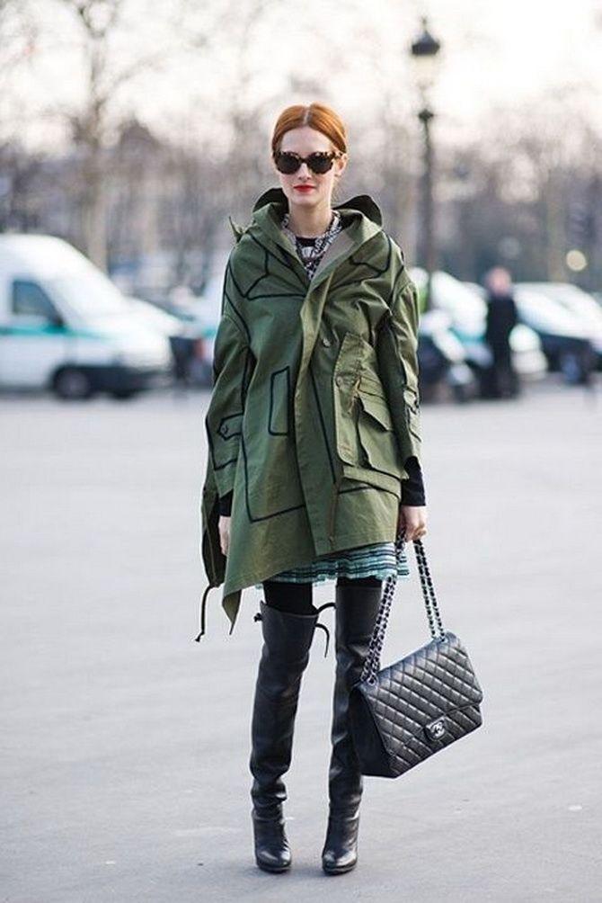 Женские ветровки 2021 — модный осенний тренд 32