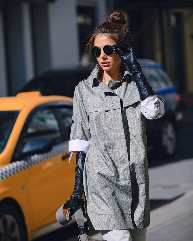 Женские ветровки 2021 — модный осенний тренд 34