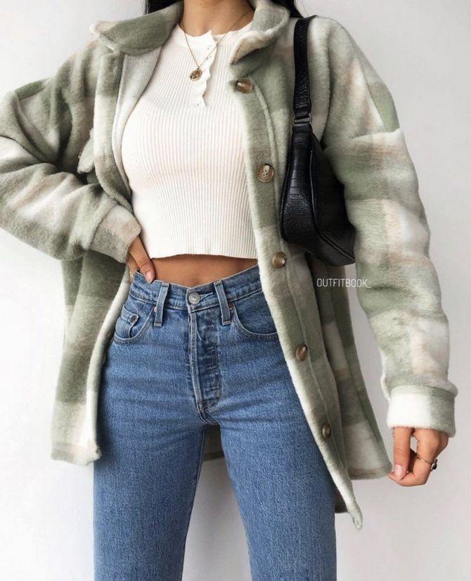 Теплые модные рубашки на осень-зиму 2020-2021 1