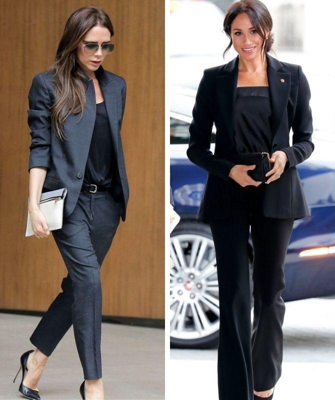 Модні брючні костюми для жінок 2020-2021 1