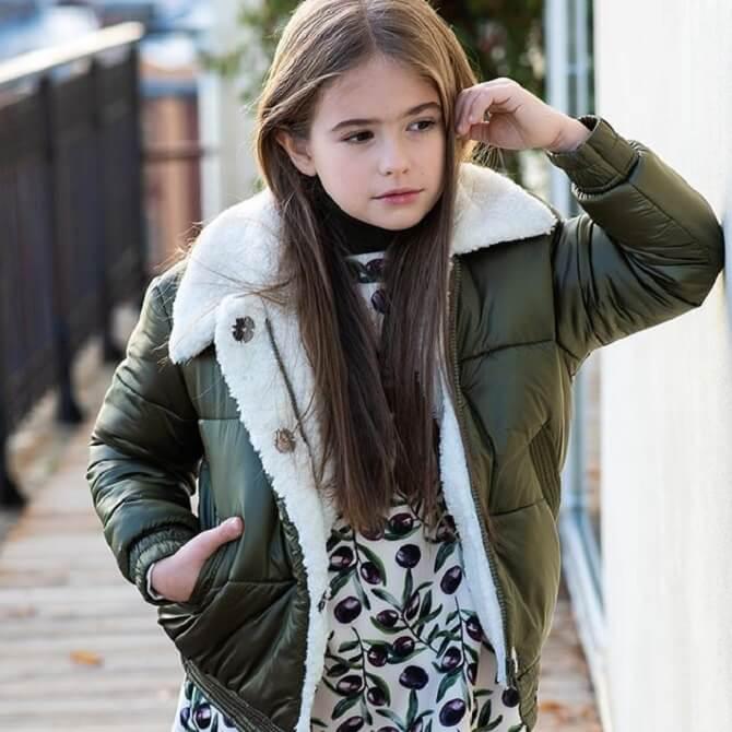 Модно и стильно: тенденции верхней детской одежды сезона 2020-2021 11