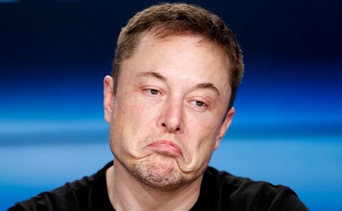 Подешевел: Илон Маск потерял миллиарды и вышел из ТОП-5 самых богатых людей мира 2