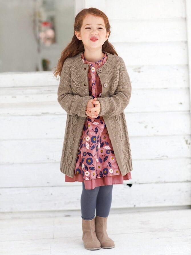 Модно и стильно: тенденции верхней детской одежды сезона 2020-2021 13