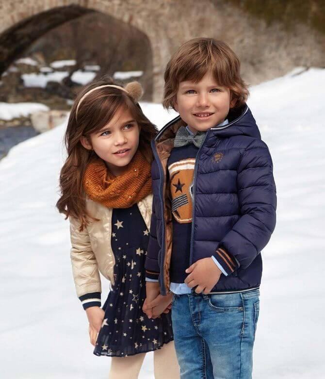 Модно и стильно: тенденции верхней детской одежды сезона 2020-2021 15