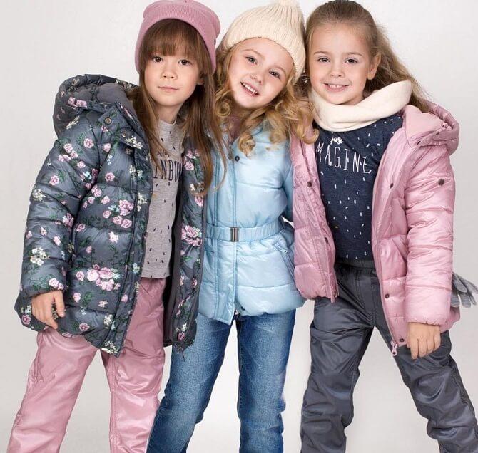 Модно и стильно: тенденции верхней детской одежды сезона 2020-2021 1