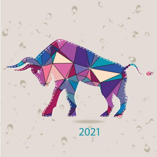 2021 – год под покровительством Быка: каким он будет? 1