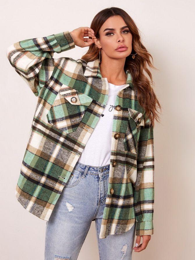 Теплі модні сорочки на осінь-зиму 2020-2021 3