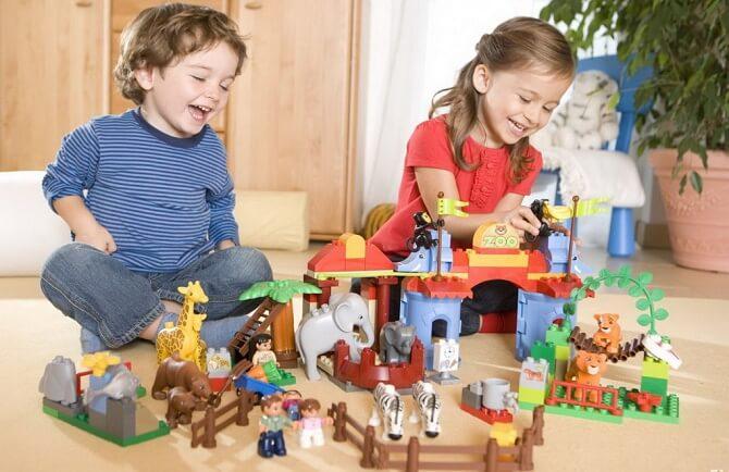 Конструктор Lego или Что лучше подарить ребенку на День рождения 2