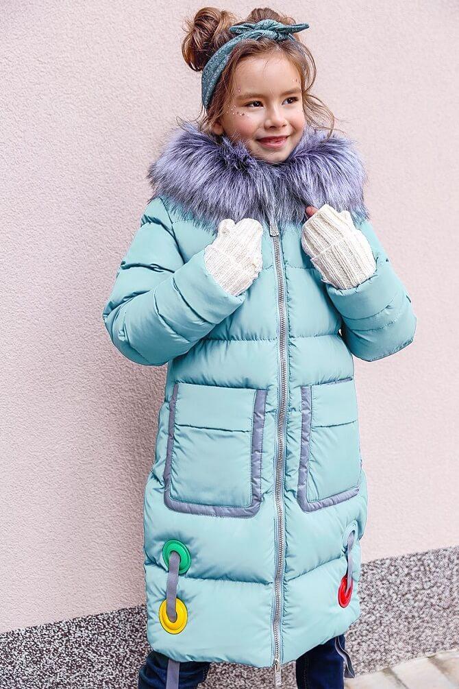 Модно и стильно: тенденции верхней детской одежды сезона 2020-2021 8