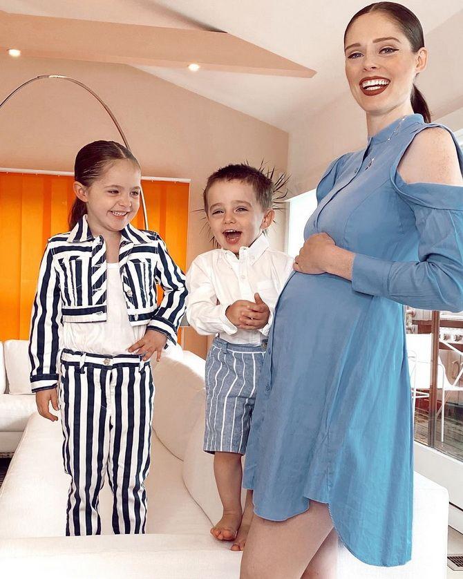 Супермодели, которые на пике популярности выбрали материнство 11
