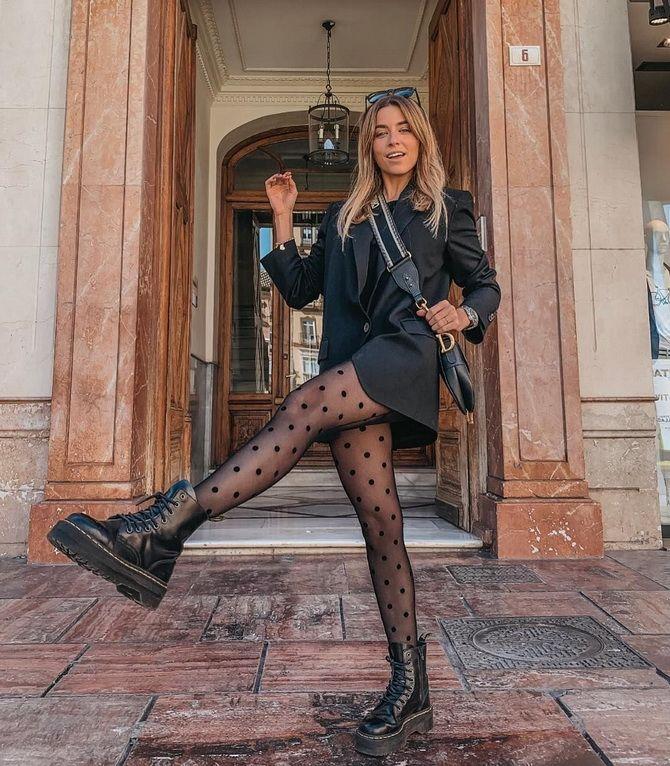 З чим носити мартінси у 2020-2021 році: стильні образи з черевиками Dr. Martens 21