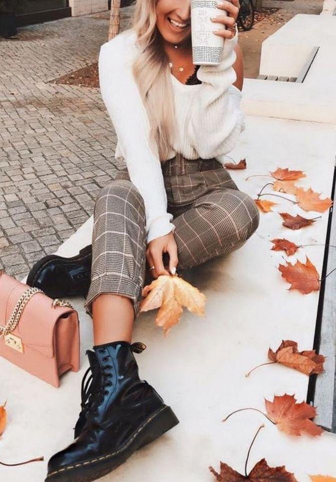 З чим носити мартінси у 2020-2021 році: стильні образи з черевиками Dr. Martens 22