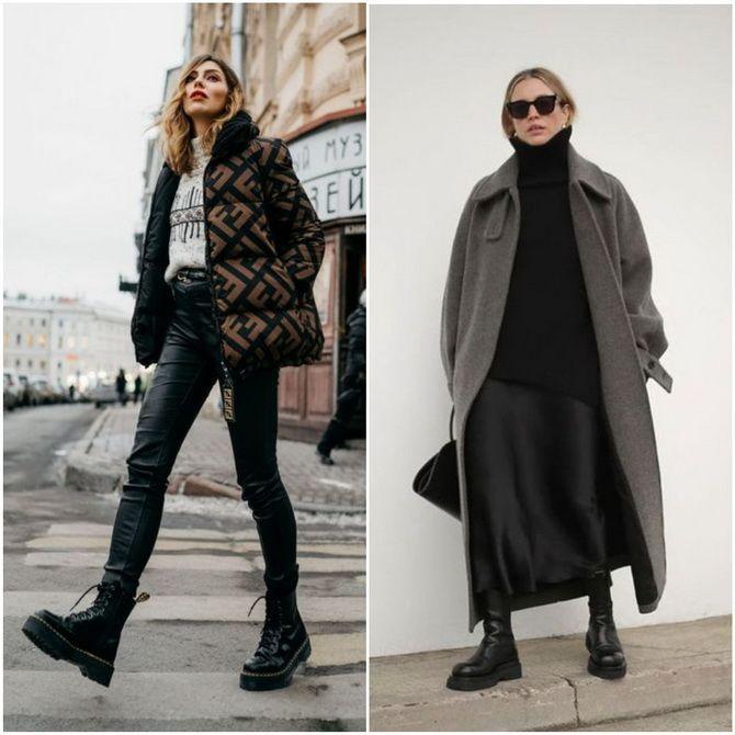 З чим носити мартінси у 2020-2021 році: стильні образи з черевиками Dr. Martens 32