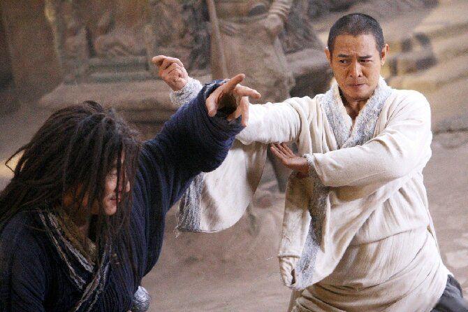 Список самых зрелищных фильмов про кунг-фу – с участием Джеки Чана, Брюса Ли, и не только 1