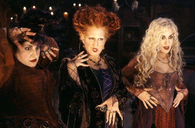 Самые интересные фильмы про ведьм, колдунов и магию: список от Joy-pup 5