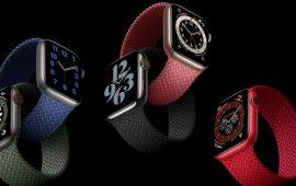 Що показали на презентації Apple 15 вересня: нові моделі Apple WATCH і iPad Air