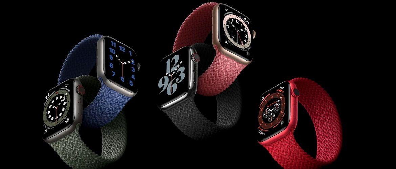 Что показали на презентации Apple 15 сентября: новые модели Apple WATCH и iPad Air