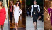 Сукня-футляр – елегантна класика в жіночій моді 2020-2021 року
