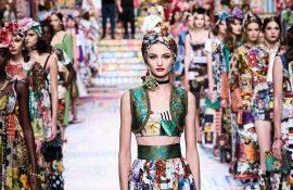 Неделя моды в Милане – лучшие показы и образы весна-лето 2021, смотреть онлайн