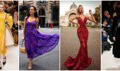 Кружевные платья: самый женственный тренд 2020-2021 года
