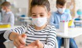 Школа во время пандемии: как защитить ребенка от вируса?