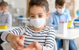 Школа під час пандемії: як захистити дитину від вірусу?