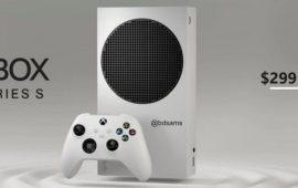 Розкрито характеристики і зображення консолей Xbox Series S