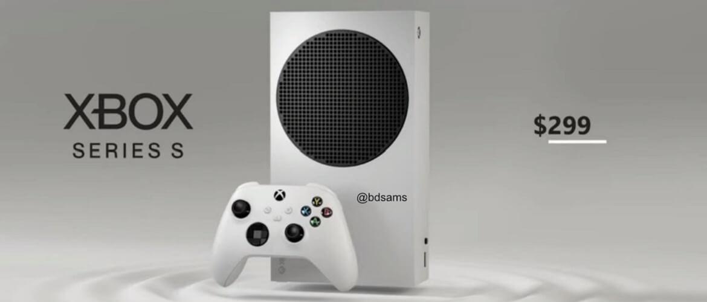 Раскрыты характеристики и изображения консолей Xbox Series S