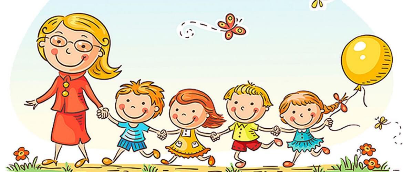 День воспитателя и дошкольного работника – красивые поздравления
