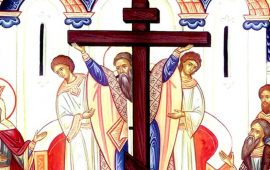 Воздвиження Хреста Господнього – щиросердечні вітання