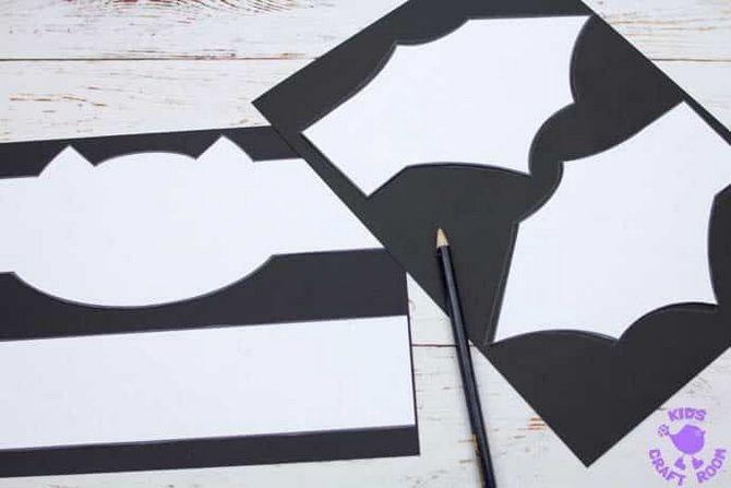 Кажан на Геловін: як зробити оригінальний декор своїми руками 9