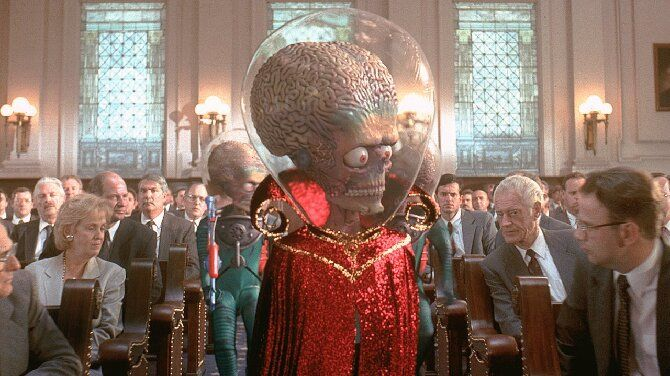 Лучшие фантастические фильмы про инопланетян, космос и другие планеты 4