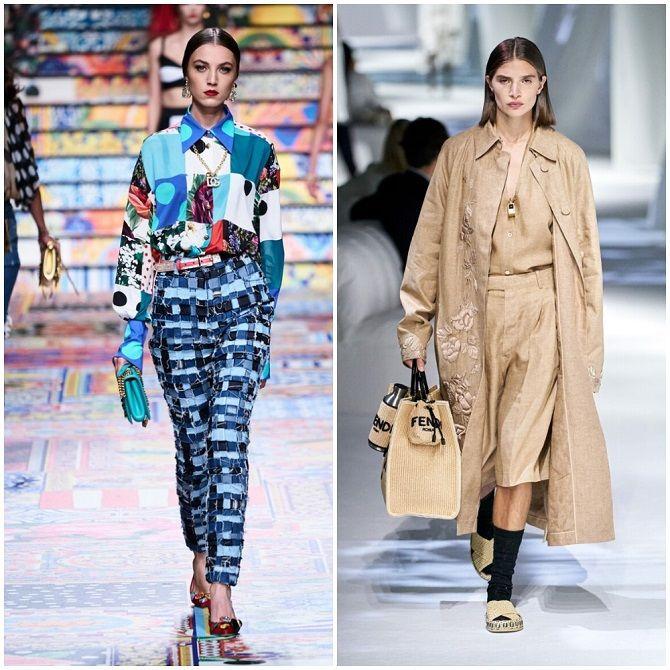 Неделя моды в Милане – лучшие показы и образы весна-лето 2021, смотреть онлайн 1