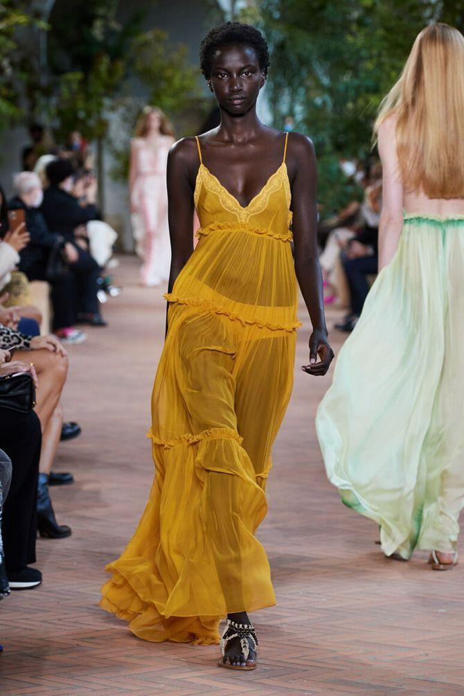 Неделя моды в Милане – лучшие показы и образы весна-лето 2021, смотреть онлайн 10