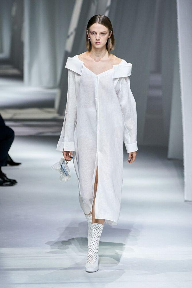 Неделя моды в Милане – лучшие показы и образы весна-лето 2021, смотреть онлайн 11
