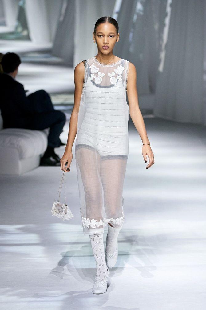 Неделя моды в Милане – лучшие показы и образы весна-лето 2021, смотреть онлайн 12