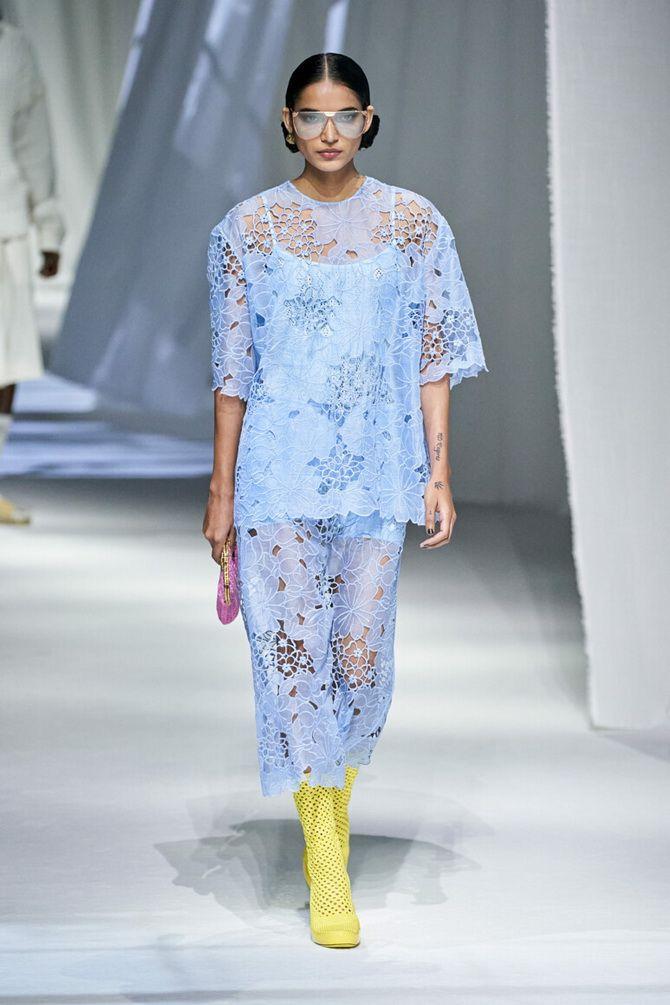 Неделя моды в Милане – лучшие показы и образы весна-лето 2021, смотреть онлайн 13