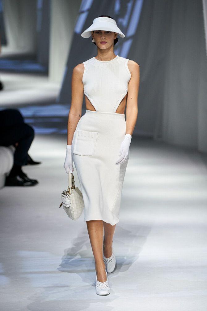 Неделя моды в Милане – лучшие показы и образы весна-лето 2021, смотреть онлайн 15