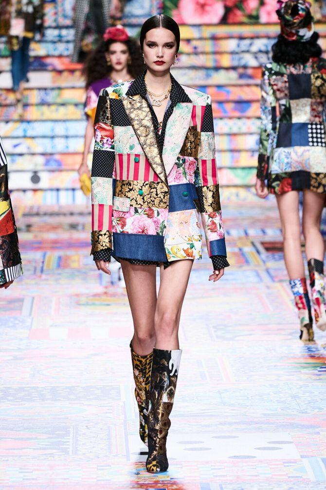 Неделя моды в Милане – лучшие показы и образы весна-лето 2021, смотреть онлайн 2