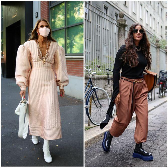 Неделя моды в Милане – лучшие показы и образы весна-лето 2021, смотреть онлайн 21