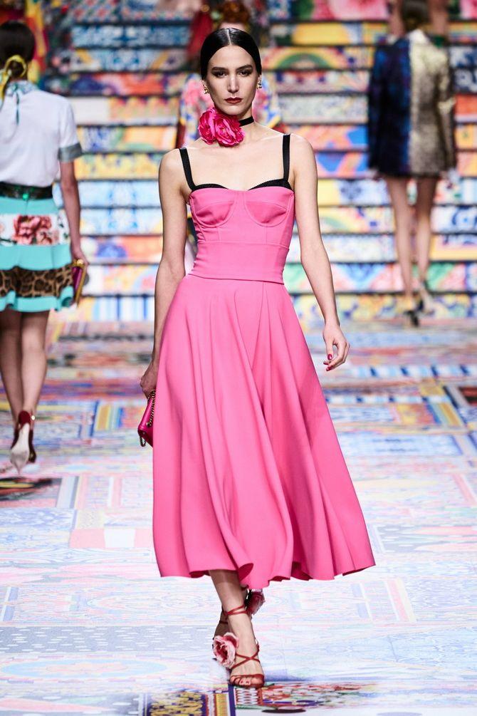 Неделя моды в Милане – лучшие показы и образы весна-лето 2021, смотреть онлайн 3