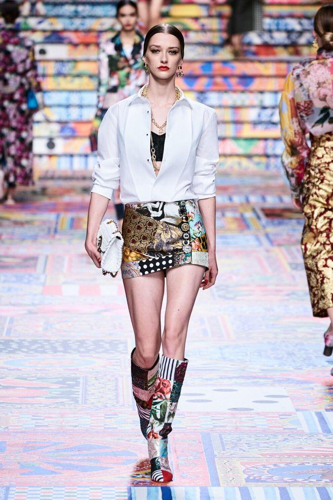 Неделя моды в Милане – лучшие показы и образы весна-лето 2021, смотреть онлайн 4