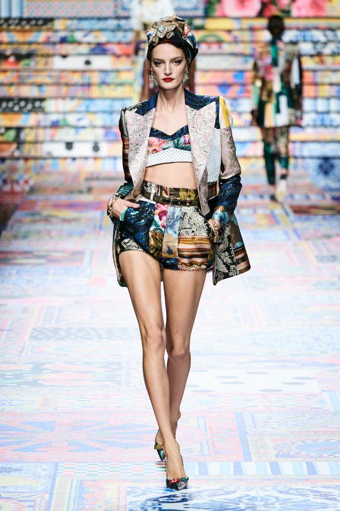 Неделя моды в Милане – лучшие показы и образы весна-лето 2021, смотреть онлайн 5